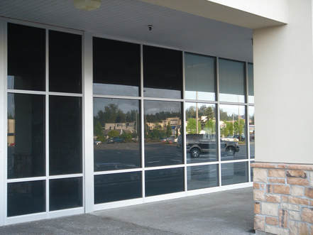 Blackout Window Film - RM Windowtint | Colorado Springs & Denver ...