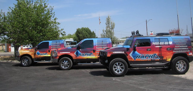 Rm Windowtint Fleet Wrap Colorado Springs Amp Denver